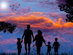 Urlaub mit der Familie