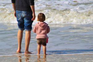 Familienurlaub mit Kind